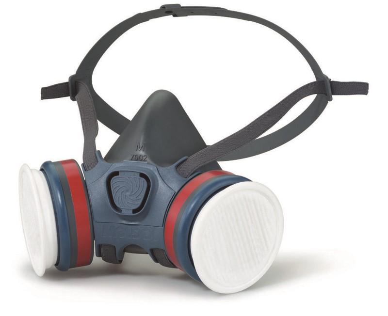 moldex maschera antipolvere